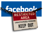 Facebook - private