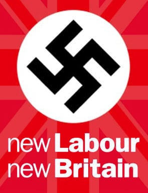 New Labour, new Britain, new Nazi
