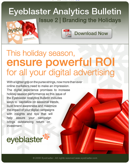 Eyeblaster Anaytics Bulletin 2