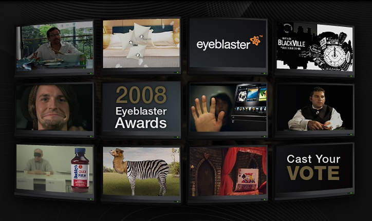 Eyeblaster Awards 2008