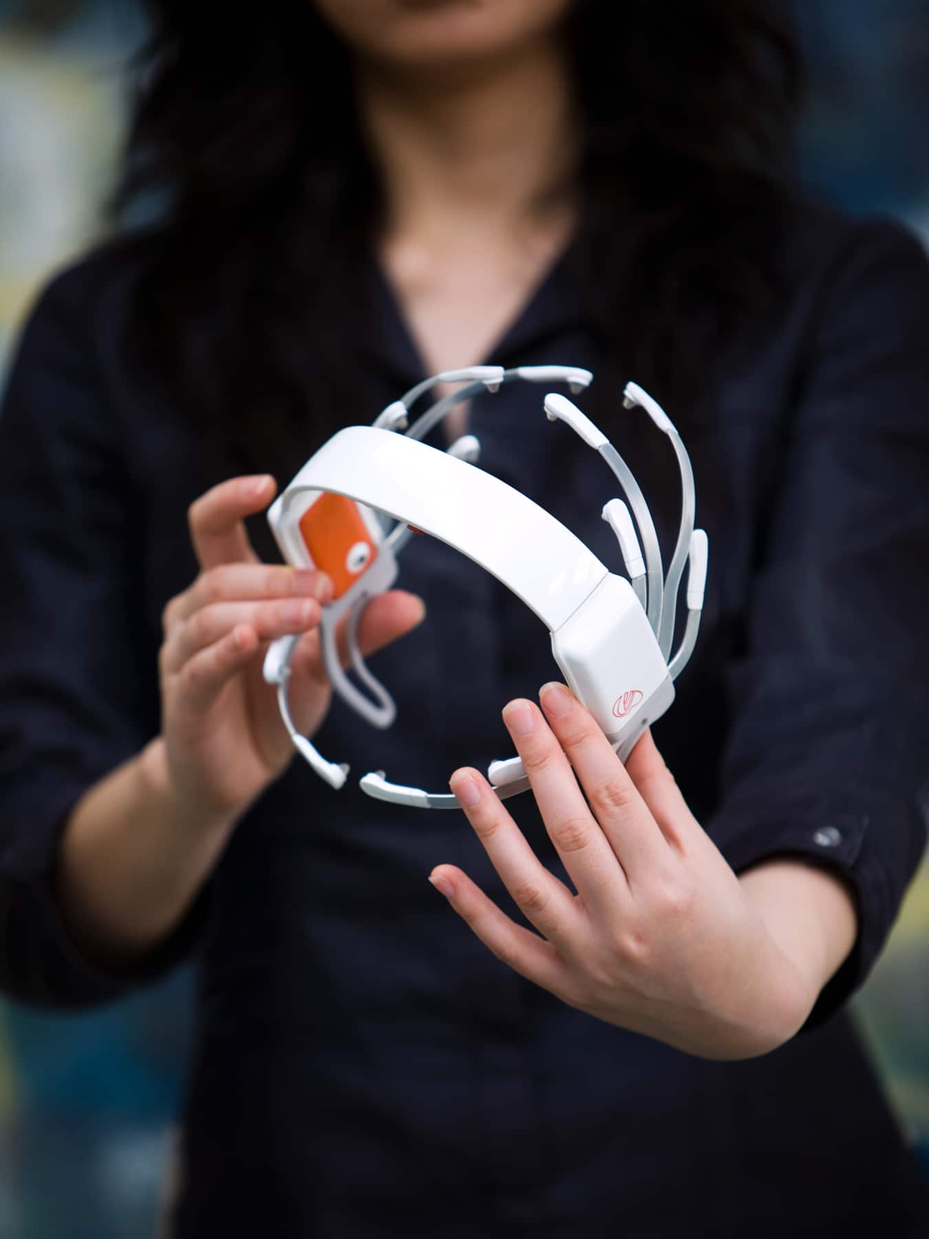 Mind-Controlled interface from Emotiv