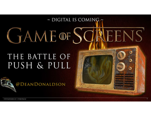 Game of Screens