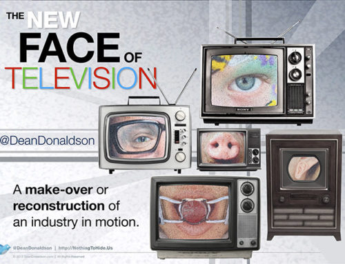 The new face of television
