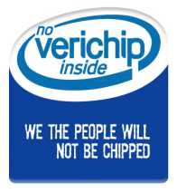 We The People Will Not Be Chipped-Resistance is NOT futile, we will NOT be assimilated